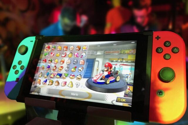 Gaming Console Powered by Android 1