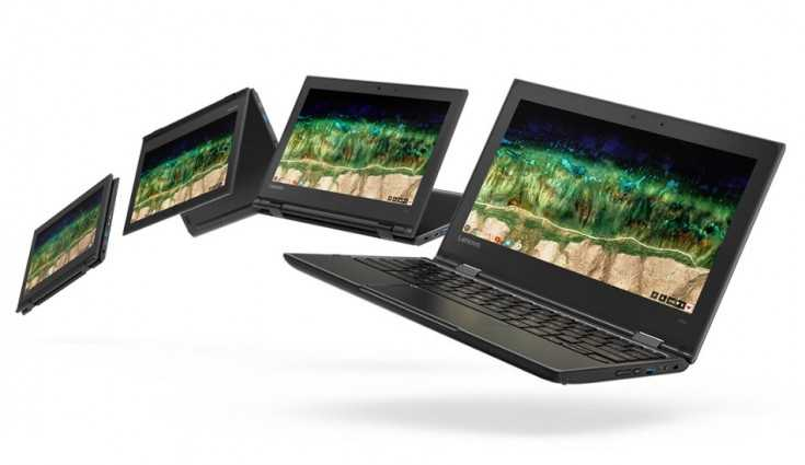 Lenovo Education Focussed Chromebook