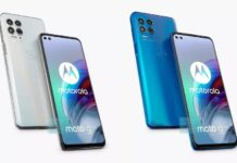 Motorola G100 Launch 1