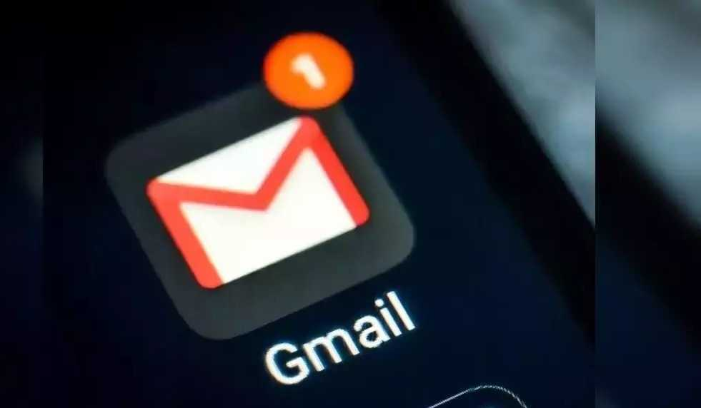 New Button For Gmail in Android
