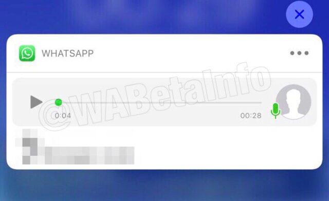New WhatsApp Audio Feature 1