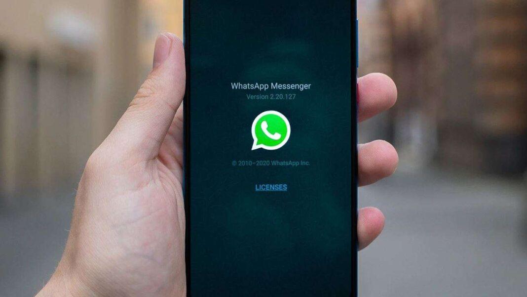 New WhatsApp Audio Feature