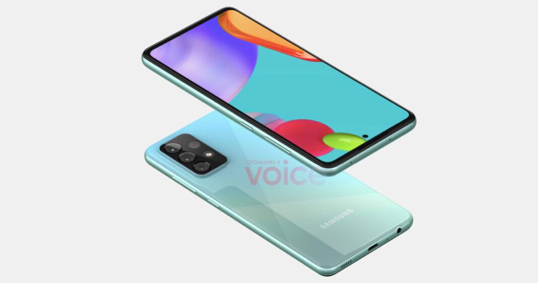 Samsung Galaxy A52 Launch 2