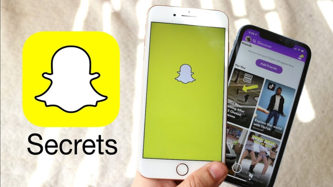 Snapchat hacks and Tricks