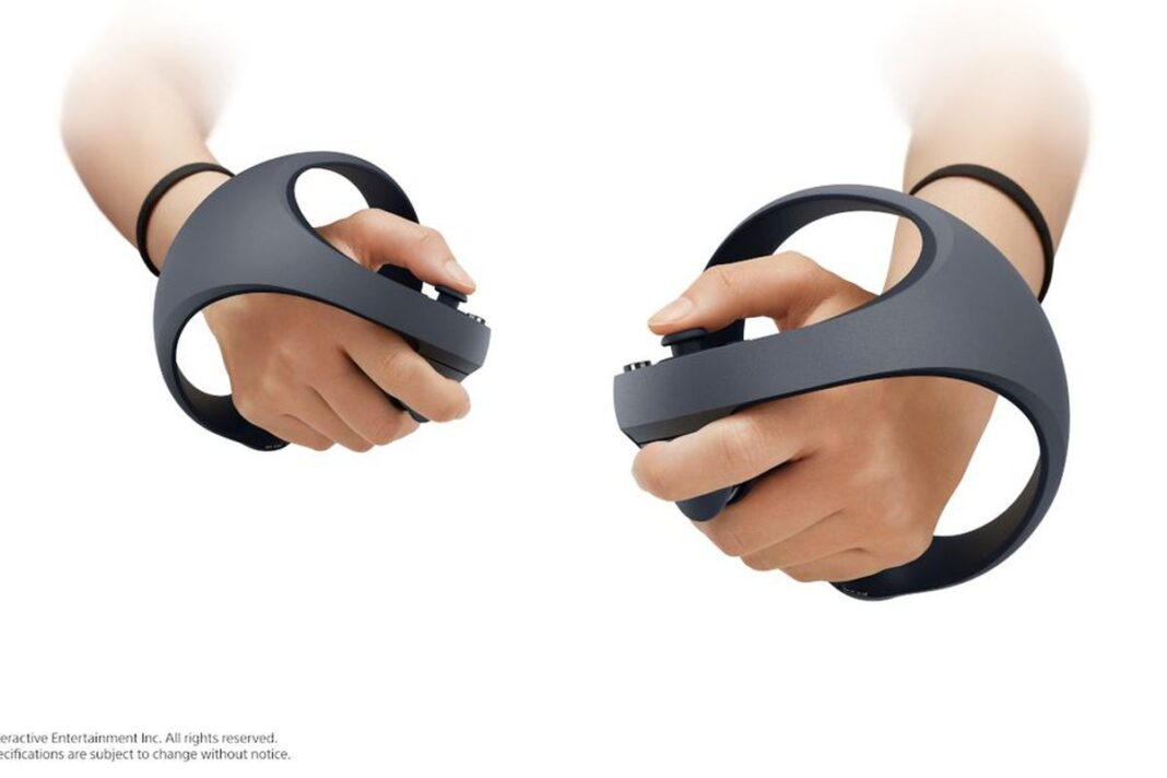 Sony PS5 VR controller