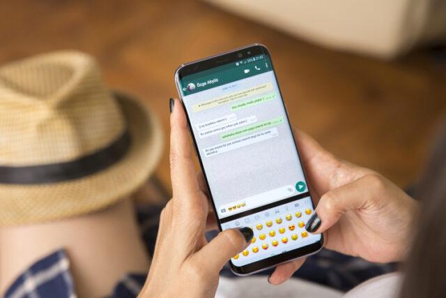 WhatsApp in-app support 1