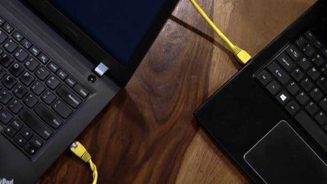 lan cable in windows 10