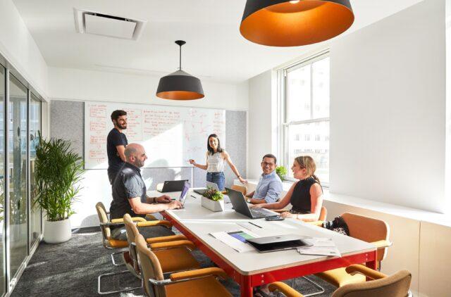 Company Culture In Workspace
