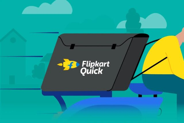 Flipkart Quick Launched 2
