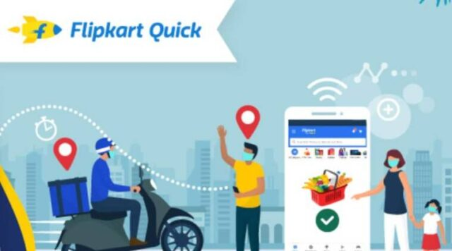 Flipkart quick launched 1