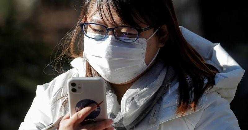 Ge coronavirus detecting sensor