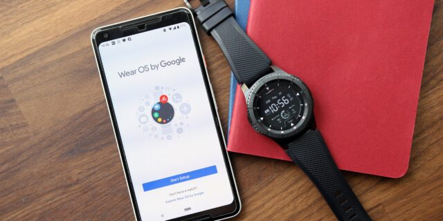 Google's wear OS 1