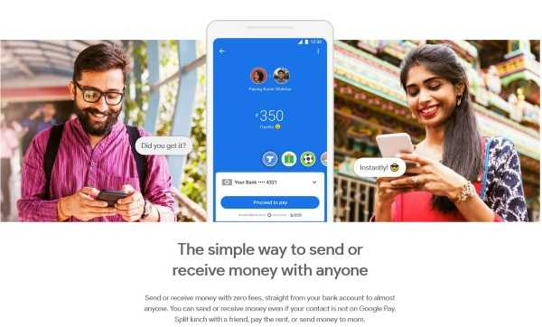How to Use Two Google Pay Apps in One Phone 1