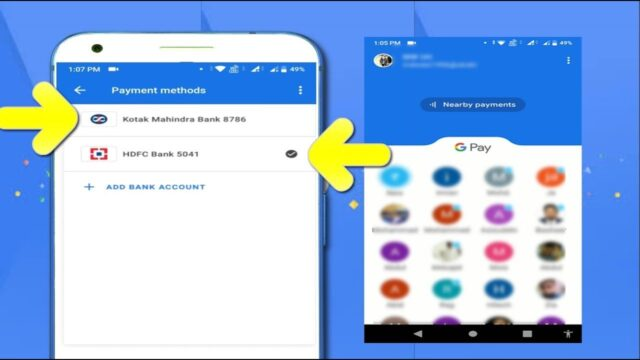 How to Use Two Google Pay Apps in One Phone 3