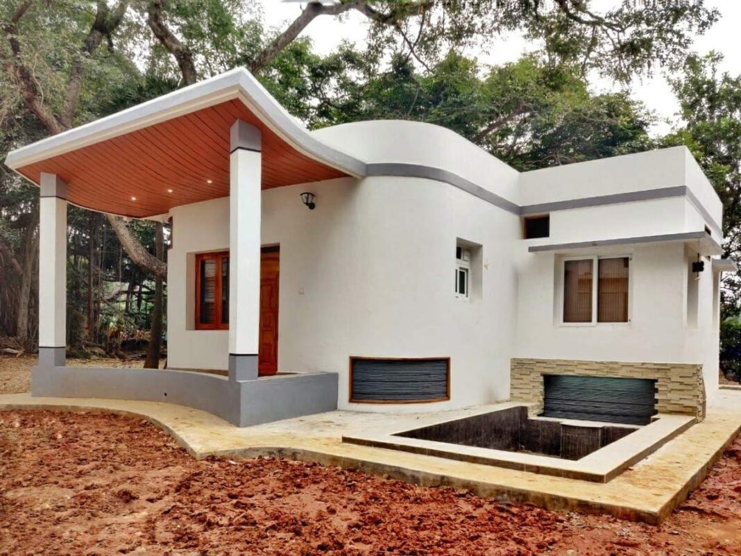 IT Madras 3D Printed House