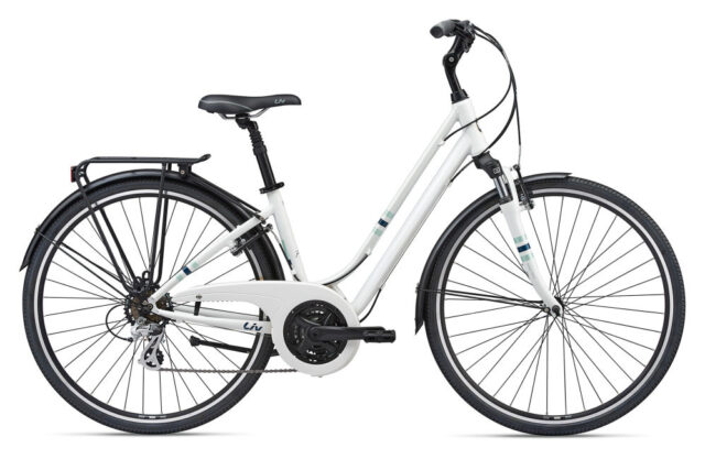Liv Flourish 2 2020 Ladies Aluminium Hybrid Bike