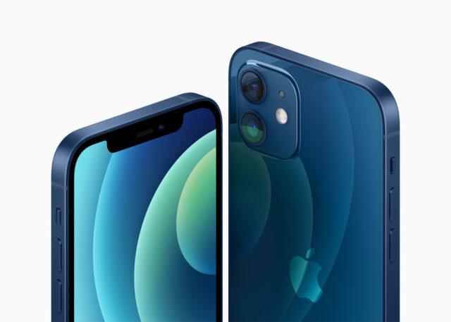 New iPhone 12 models