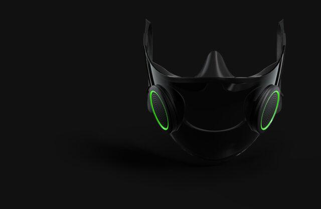 Razer Smart Face Mask 1