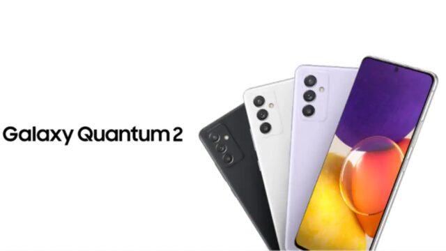 Samsung Galaxy Quantum 2 1