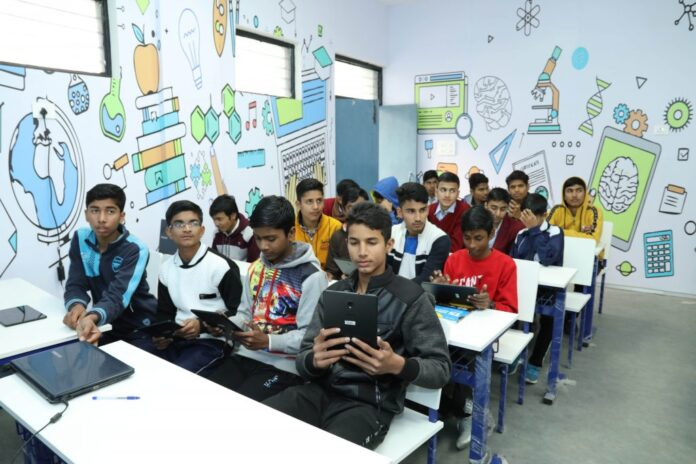 Smart Classes samsung