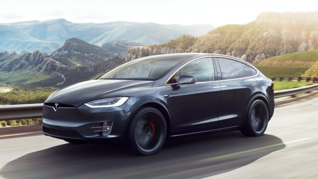 Tesla Without Driver Car Accident 2