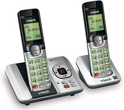 V Tech CS6529-2 Cordless Phone