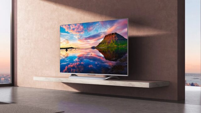 Xiaomi launch 75 inch television 1