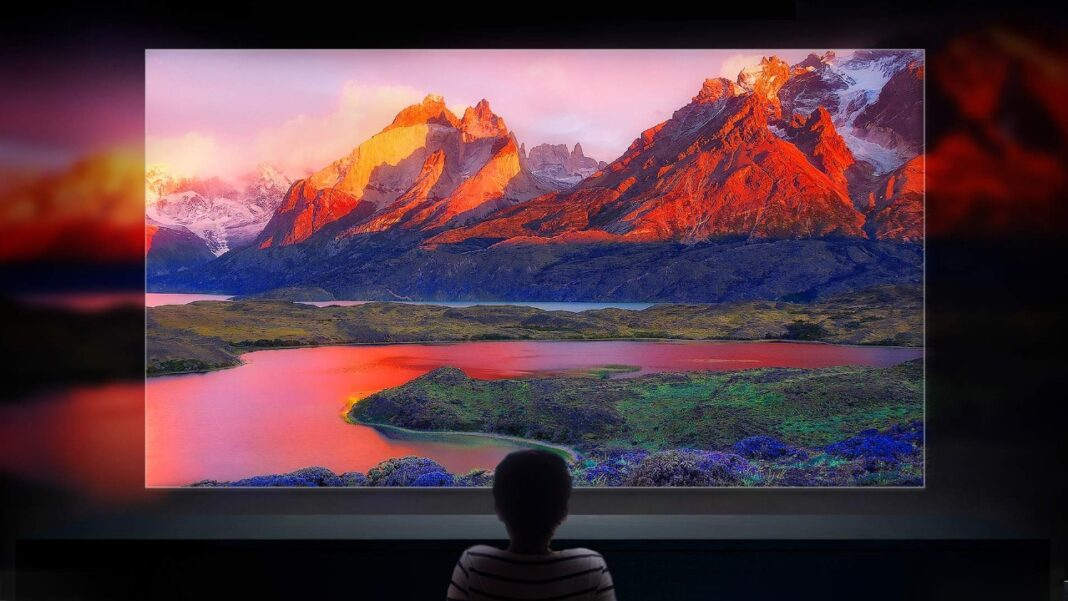 Xiaomi launch 75 inch television