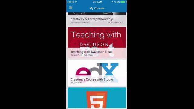 edX app