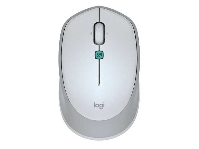 logitech mouch with mic