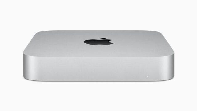 Apple New M1x Mac Mini 2