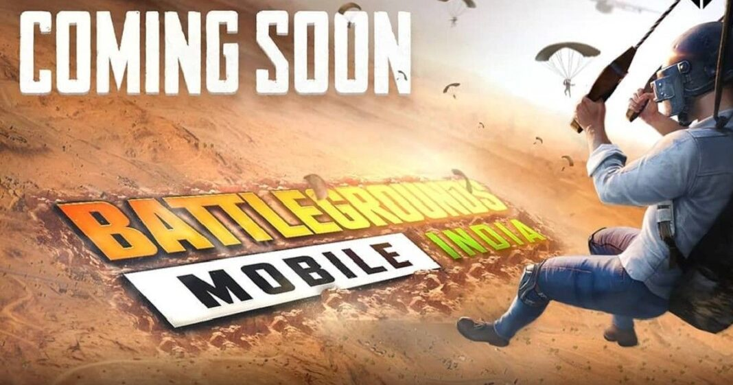 Battlegrounds mobile india