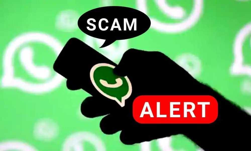 Latest WhatsApp Scam