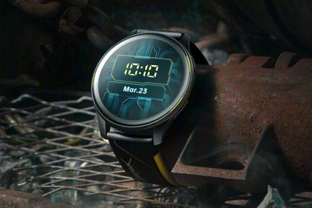 OnePlus Watch Cyberpunk 2