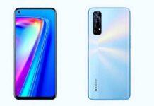 Realme new phone 2021