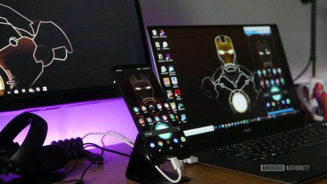 Remotely access android phone from pc 1
