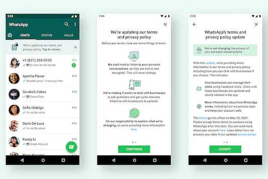 Stay Updated on the New Whatsapp Policy 1