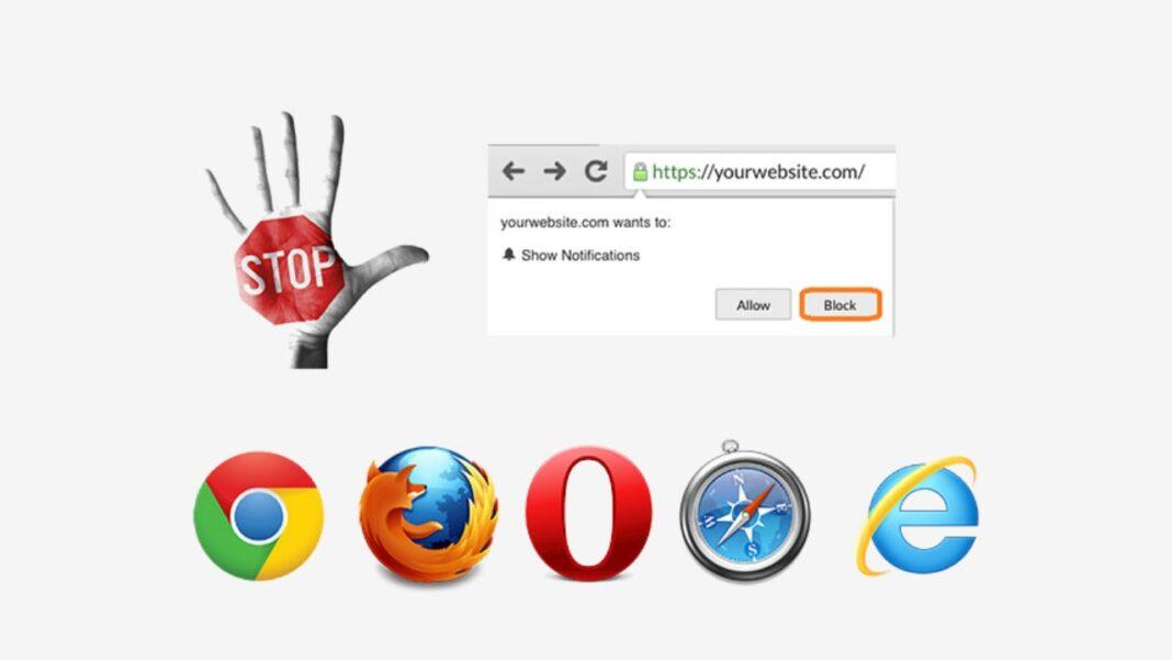 Website Notification on Chrome
