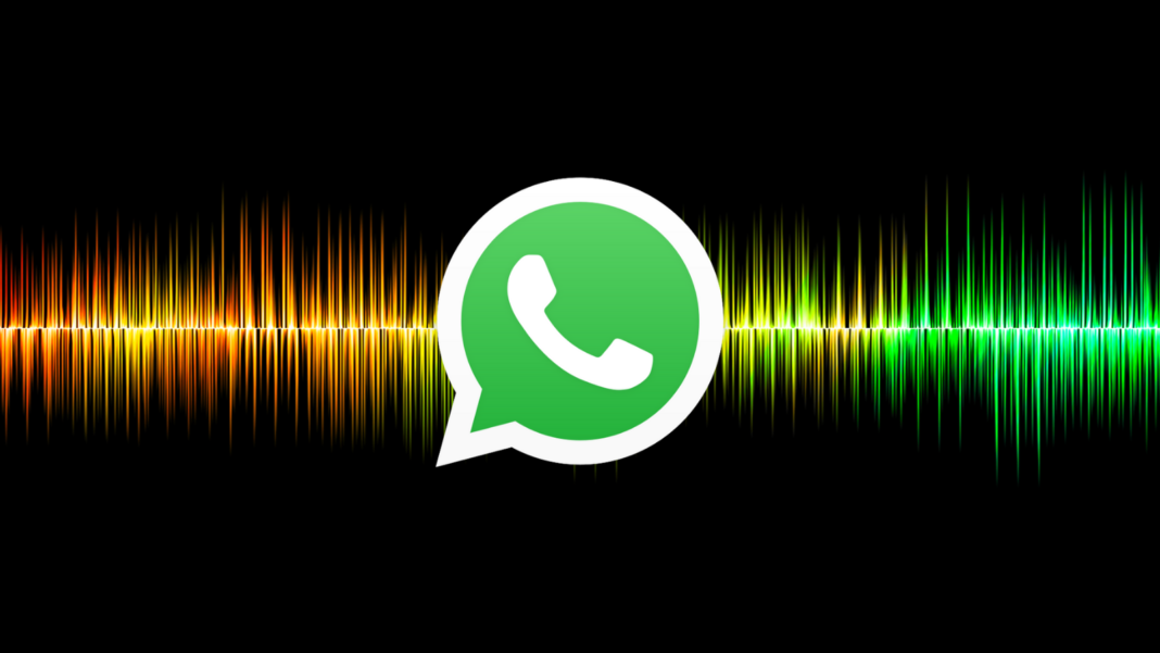 Whatsapp review tool for voice messages