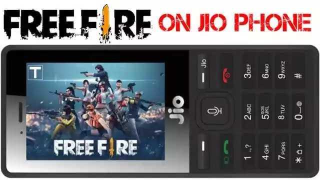 free firedl download jio phone 1