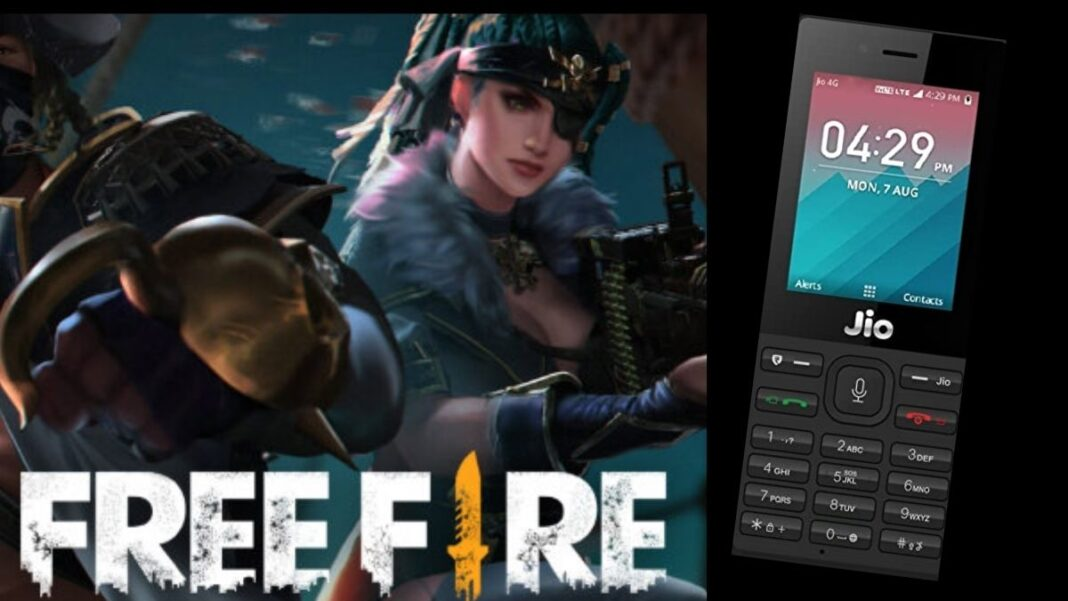 free firedl download jio phone