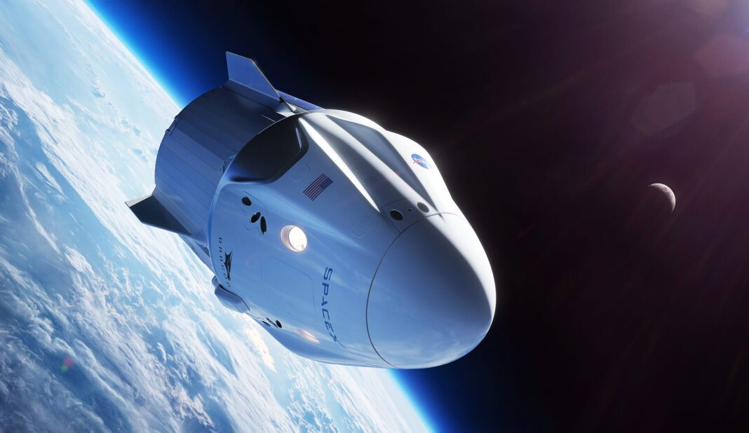 spaceship travel
