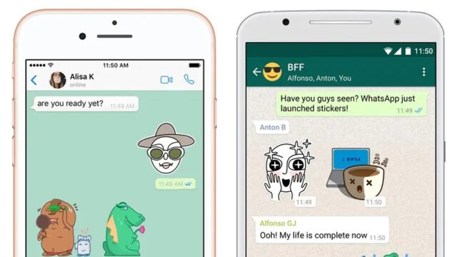 whatsapp stickers for free