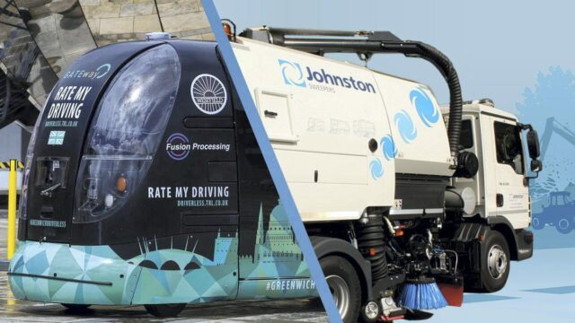 All Electric Road Sweepers 1