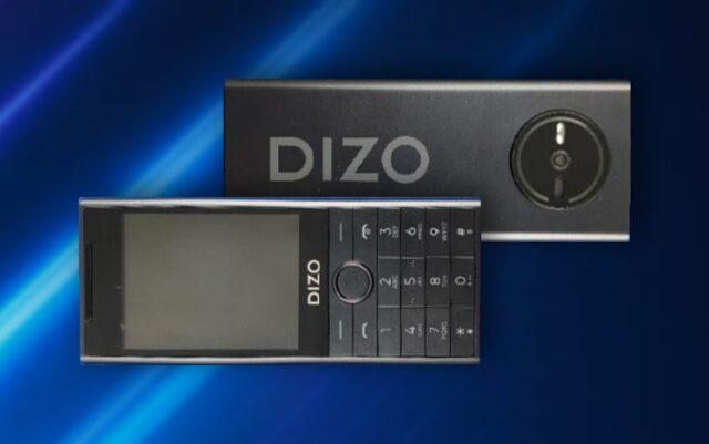 Dizo feature phone 1