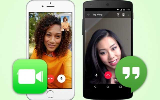 FaceTime Call from iPhone to Android