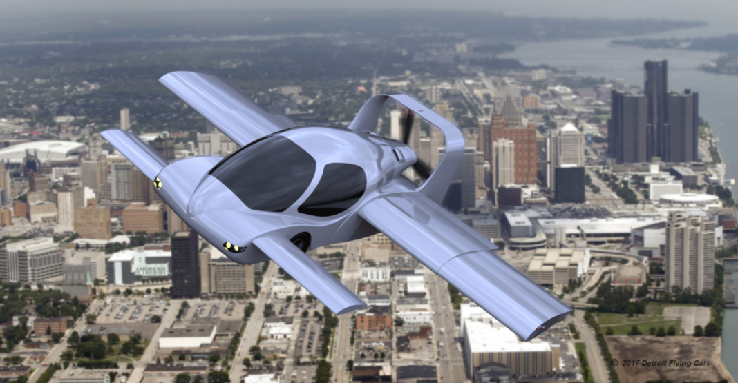 Flying car coming 2