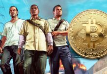 GTA with cryptocurrency