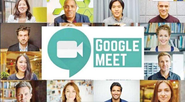 Google meet updates 1