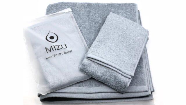 Mizu towel sports gadget